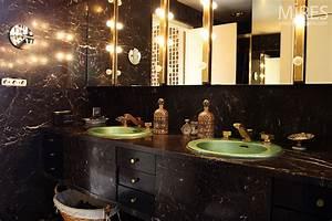 Marbre Salle De Bain : nettoyage marbre noir salle de bain ~ Dailycaller-alerts.com Idées de Décoration