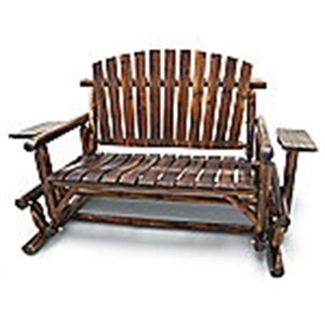 Tractor Supply Wooden Rocking Chairs by The Char Log Charwood Single Rocker 4459578 Tractor
