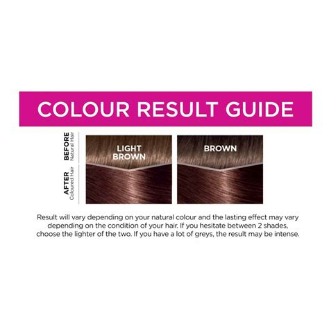 It does have ammonia which damages your hair but you can work around it by taking care of your hair, using good shampoos, hair oils and don't forget to eat healthy and keep your body hydrated. L'Oréal Paris Casting Creme Gloss Medium Brown 500 Semi ...