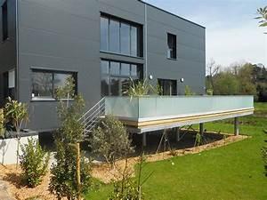 Prix Charpente Métallique Maison : maison ossature metallique prix nos dernires ralisations ~ Premium-room.com Idées de Décoration