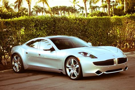 Fisker Electric Car -- Production Resuming? What's New?
