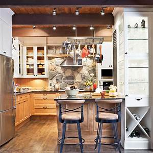 Style Et Deco : deco cuisine rustique moderne ~ Zukunftsfamilie.com Idées de Décoration