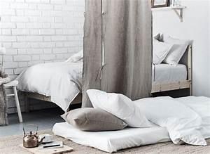 Matratze Auf Boden : malfors schaummatratze in wei wurde auf den fu boden gelegt und so ein zus tzlicher schlafplatz ~ Orissabook.com Haus und Dekorationen