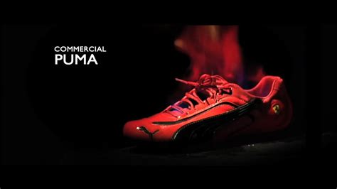 New Puma Commercial