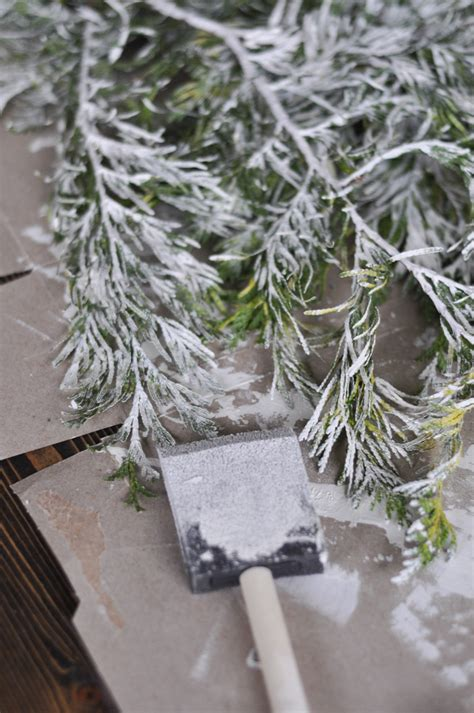 flock your own branches for christmas suburble