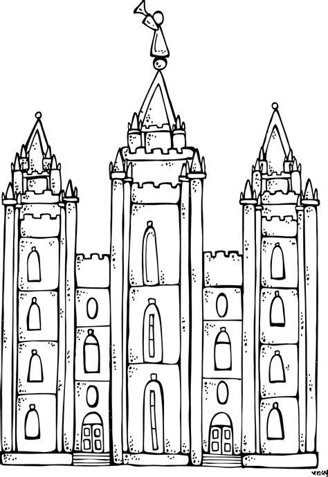 melonheadz lds illustrating  love    temple