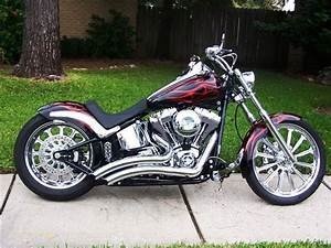 U0026quot Lets See Your Lowered Softails U0026quot  No 4x4 U0026 39 S Please