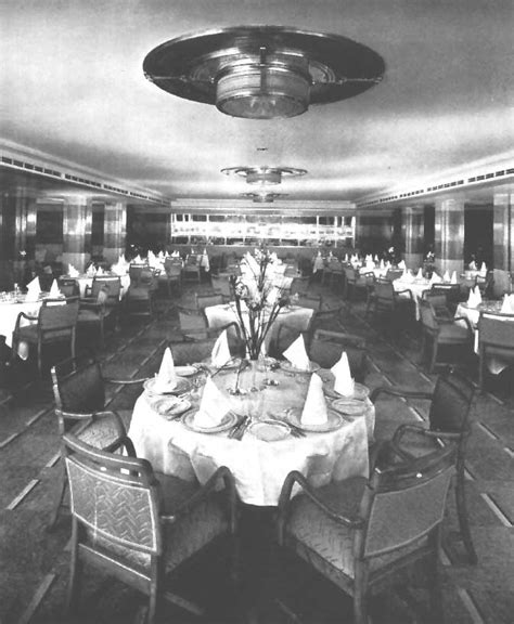 titanic 2nd class dining room 20918