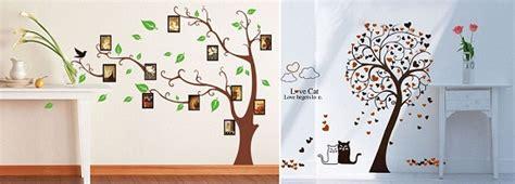 wall stickers    plain walls