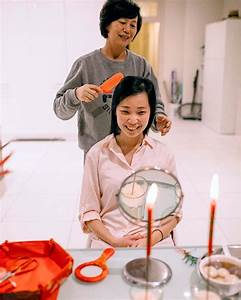 Chinese Wedding Traditions: Hair Combing Ceremony | Hong ...