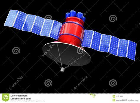 model   artificial satellite royalty  stock