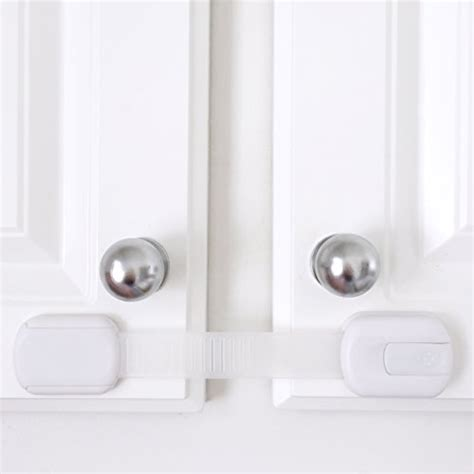 Child Locks For Cabinets by Adjustable Child Safety Cabinet Locks Latches To Baby
