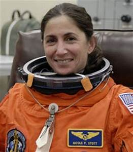 NASA - Astronaut Stott's Journey Home Marks a First and a Last
