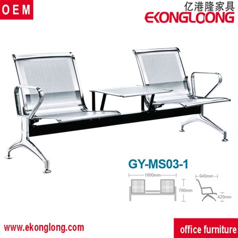 high quality waiting chair barber shop waiting chairs