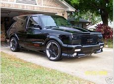 Cantouchthis 1993 GMC Typhoon Specs, Photos, Modification
