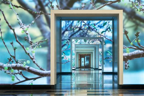A Look Behind ESI Design's Interactive Media Wall at Terrell Place   Architect Magazine