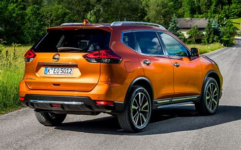 nissan  trail wallpapers  hd images car pixel