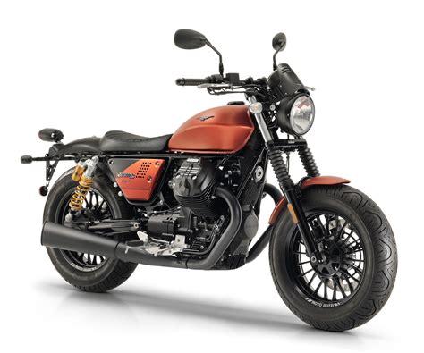 Moto Guzzi V9 Bobber 2019 by 2019 Moto Guzzi V9 Bobber Sport Guide Totalmotorcycle