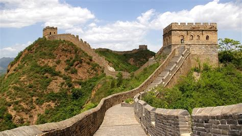 """the Great Wall Of China""  The 10,000mile Long Wall"