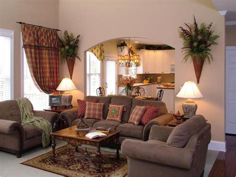 Traditional Living Room : Traditional Living Room Design Ideas-home Interior