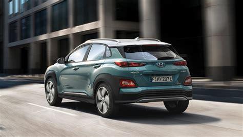 Hyundai Kona 2019 Backgrounds by Hyundai Kona Electric 2019 Confirmed For Australia Car