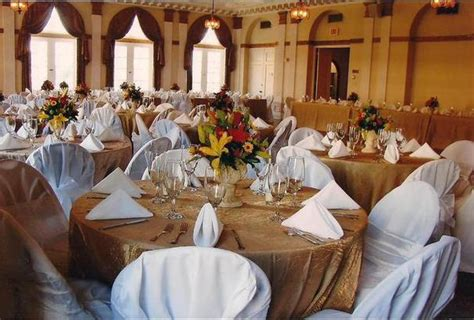 creations linen and chair cover rentals
