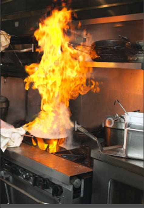 Restaurant Fire Suppression, Restaurant Fire Suppression