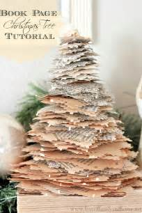 book page trees tutorial of family home