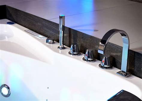 robinet cuisine solde baignoire asymétrique d bornéo