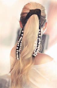 DIY Ribbon Hair Accessories