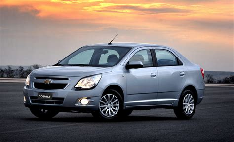 2012 Chevrolet Cobalt Doppelgangers To Hit 40 Countries