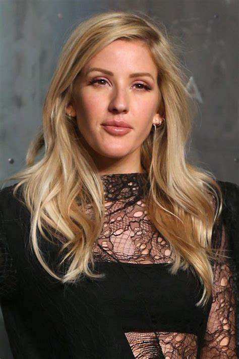 ellie gouldings hairstyles hair colors steal  style