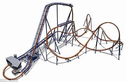 Valravn Coaster Roller Cedar Point Dive Ride