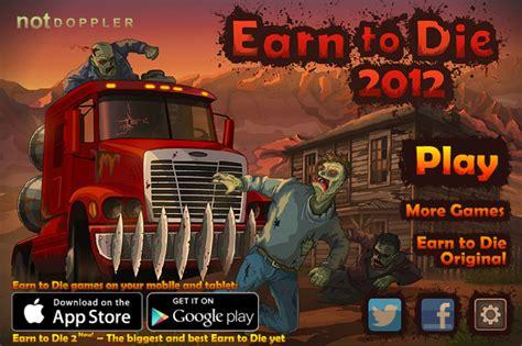 Earn To Die 2012 Unblocked