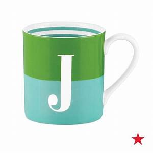 433 best images about j for judy on pinterest monogram With kate spade letter mug