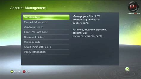 mm xbox live code how to redeem a xbox live code card or subscription