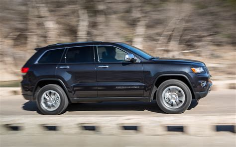new jeep truck 2014 2014 jeep grand cherokee diesel first drive truck trend