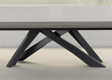 Grey Sofa Table by Bonaldo Big Table In Anthracite Grey Bonaldo Tables