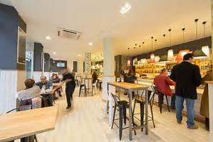 Proyecto de interiorismo para hostelería del Bar La Brújula