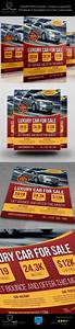 Car For Sale Flyer Template Vol 3  U2014 Photoshop Psd  Modern