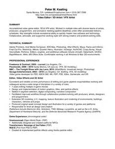 resume template editor resume chronological order