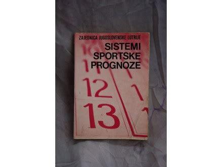 Sistemi sportske prognoze - Kupindo.com (38856303)