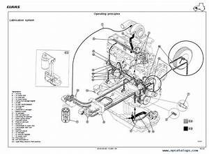 Claas Renault Ares 506 606 Tractors Service Manual Pdf