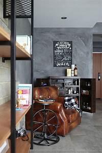 Mini Bar En Madera O Metal 30 Ideas Para El Hogar
