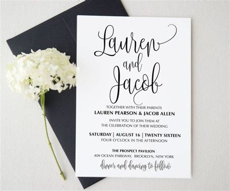 wedding invitations ideas  pinterest