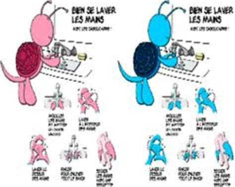un pictogramme pour expliquer aux enfants qu il faut se laver les mains apr 233 s avoir 233 tait aux