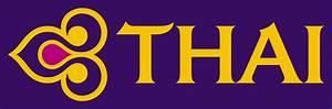 Thai Airways International logo Download in HD Quality