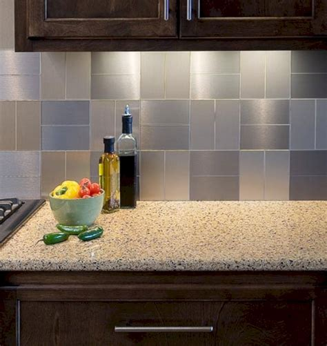 Peel And Stick On Backsplash Tiles Kitchen (peel And Stick