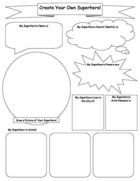 comic book template sampletemplatess