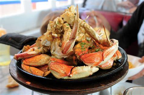 edible crab varieties  types